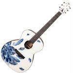Tyma V-3 Plume електро-акустична гітара - NaVolyni.com, Фото 2