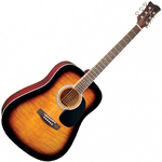 Jay Turser JJ45 PAK TSB акустична гітара (набір) - NaVolyni.com, Фото 3