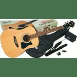 IBANEZ V50NJP NT гітарний набір (+чохол, тюнер, медіатор, ремінь) - NaVolyni.com, Фото 2