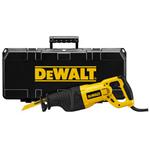 DW311K Пила сабельная DeWalt, 1 200 Вт, 0-2600 ход/мин, величина хода: 28 мм, пропил (дерево/стальные трубы/пластик): 300/130/160 мм, 4.0 кг. - NaVolyni.com, Фото 3