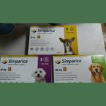 Жевательная таблетка Simparica Симпарика от блох и клещей для собак весом от 2.5 до 5 кг 3 шт - NaVolyni.com, Фото 2