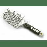 Salon Professional щетка керамическая 0077 продувная с нейлоновой щетиной, лопата - NaVolyni.com, Фото 1