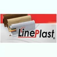 Плінтус пластиковий Line Plast 58mm