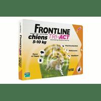 Капли Boehringer Ingelheim Frontline TRI-AKT от блох и клещей для собак, S, 5-10 кг, 1 пипетка