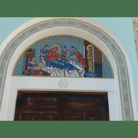 Ікони з мозаїки
