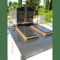 Памятник подвійний гранітний 26