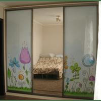 Шафа-купе у дитячу кімнату, дитячі курпусні меблі на замовлення луцьк