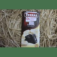Шоколад Torras Banana банан 75g