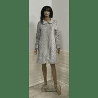 Молодежный халат на молнии 52