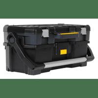 """1-97-506 Открытый профессиональный пластмассовый ящик для инструмента со съемным кейсом """"Stanley"""" 24"""", 67 x 32,3 x 28,3 см"""