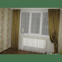 Штори,тюлі для спальні