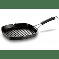 Сковорода гриль со складной ручкой Con Brio CB-2405 (24 x 24 см)