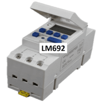 Таймер добовий електронний LM692