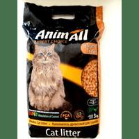 AnimAll (Энимал) наполнитель древесный для котов, 3 кг