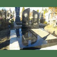 Памятник подвійний гранітний 69
