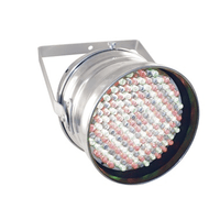 LED Прожектор M-Light PAR 64 RGB chrome