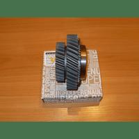 Шестерня КПП 2 передачи ( 38 / 27 зубьев / 2 насечки ) ORIGINAL на 2.0 / 2.3 / 2.5 и 1.6dci - RENAULT TRAFIC / OPEL VIVARO