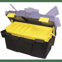 """1-92-039, 076 Ящик Stanley для инструмента """"Mega Cantilever"""" пластмассовый с 2-мя консольными лотками и 2-мя органайзерами"""