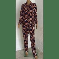 Пижама мужская теплая 46