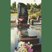 Памятник з граніту 004