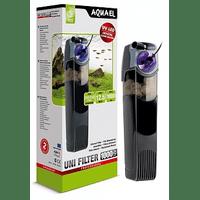 Внутренний фильтр AQUAEL UNI FILTER 1000 UV POWER со стерилизационной насадкой, 1000 л/ч, для аквариумов объемом до 350 л
