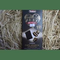 Шоколад черный Torras ZERO Cafe Arabica Ethiopia 100г