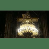 Паникадило 5-ти ярусное на 216 свечей