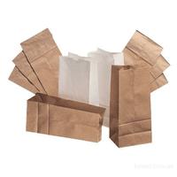 Паперові пакети для сипучих товарів