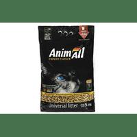 AnimAll (Энимал) наполнитель древесный для котов, 5.3 кг,(300 г в подарок)