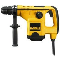 Перфоратор DeWalt D25404K SDS-Plus, 900 Вт, 4.8 Дж