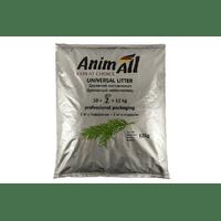 Наполнитель AnimALL древесный для кошек 12 кг (2 кг в подарок)