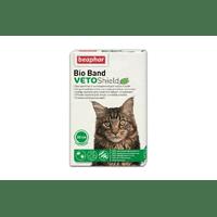 Ошейник Beaphar против блох и клещей для кошек, Био, 35 см