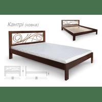 Ліжко КАНТРІ ковка