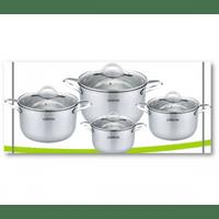 Набор посуды Lessner 8 пр. 55858
