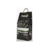 AnimAll наповнювач бентонітовий для котів, без запаху, 5 кг, гранули середньої фракції
