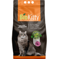 Наповнювач BioKitty Super Premium White Baby Powder 5 л