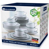 Сервиз столовый Blaumann BL-2039-3 (30 пр.)