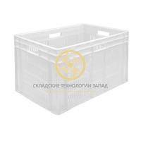 Ящики пластикові для хліба 600x400x420