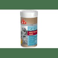 Витамины 8 in 1 Excel Multi Vitamin Adult для взрослых собак, 70 таблеток