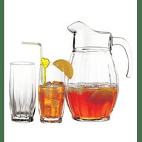 Набор стаканов с кувшином Pasabahce Dance 97874