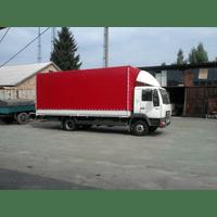Тенти для вантажівок