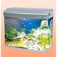 Аквариум Minjiang R3 580 серебро