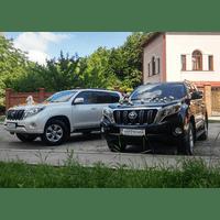 Прокат Авто на весілля Тойота Прадо 2018р