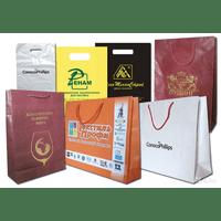 Друк фірмових паперових пакетів