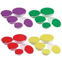Набор емкостей для хранения продуктов Wellberg WB-9611