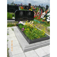 Памятник подвійний гранітний 74