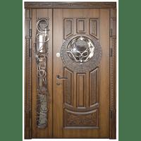 Двері вхідні Термопласт