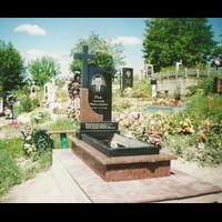 Памятник з граніту 024