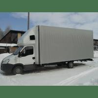 Тенти для вантажних автомобілів