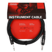 D`ADDARIO PW-G-10 Custom Series Instrument Cable гітарний кабель 3м
